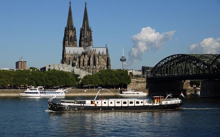 River Cruise |© Rolf Heinrich, Köln/Wikicommons