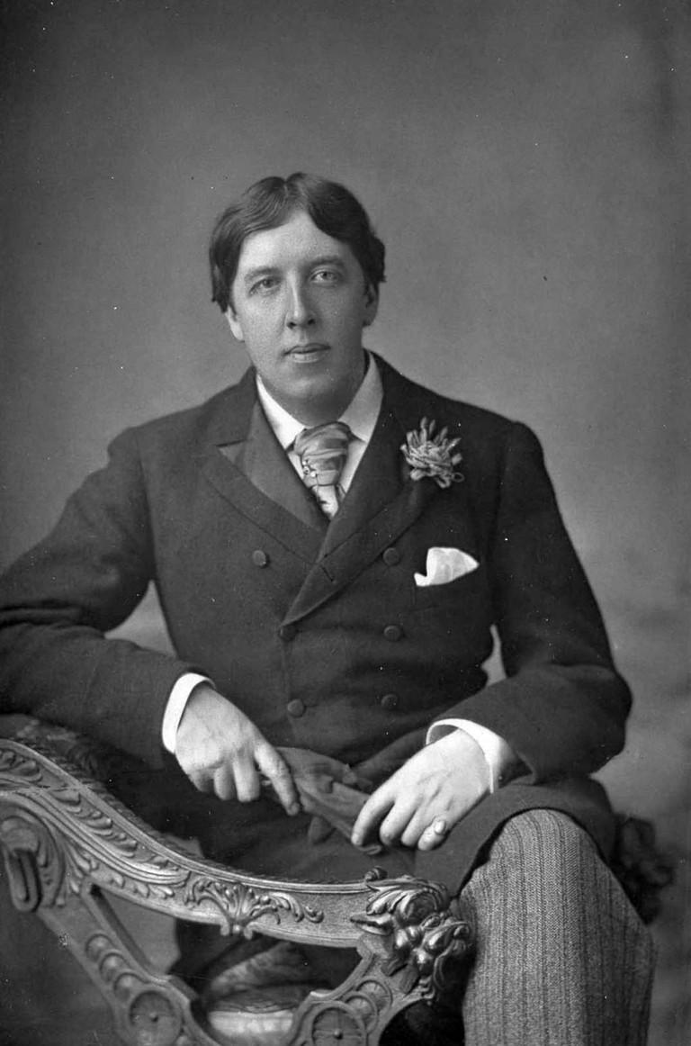 Oscar Wilde in 1889 | © Wikicommons