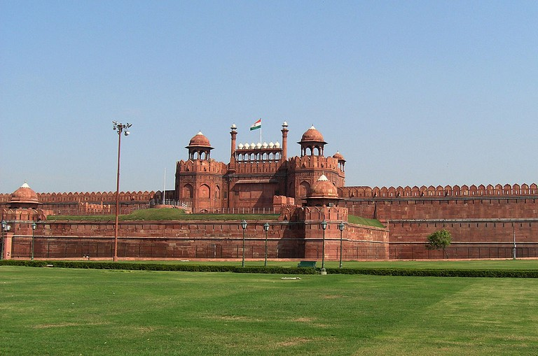 Red Fort© alexfurr/WikiCommons