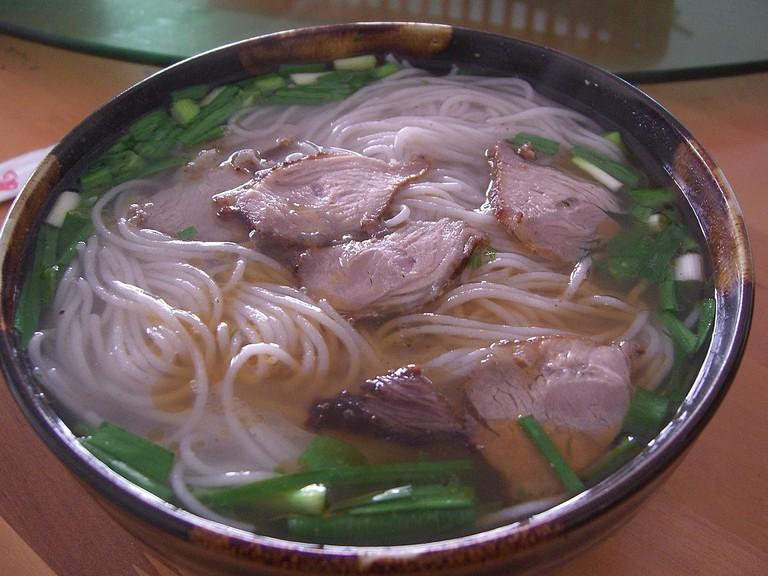 Yunnan Mixian Noodles
