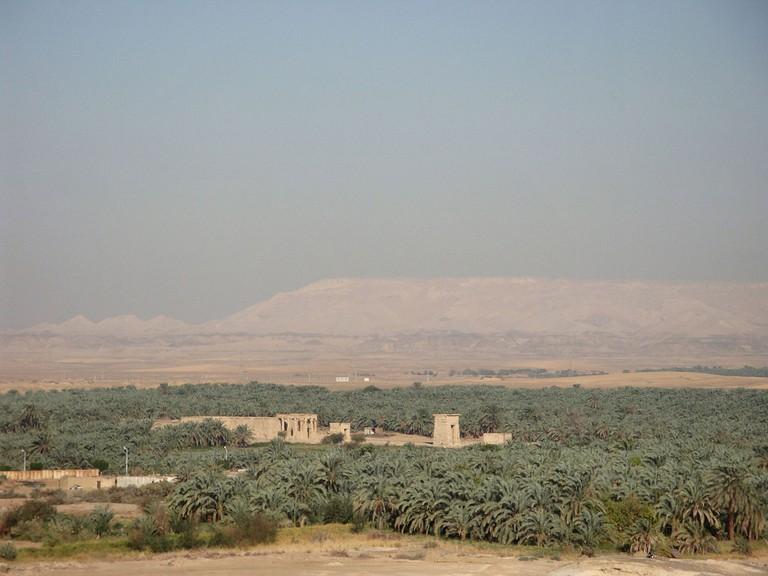 Kharga Oasis | © kairoinfo4u/Flickr