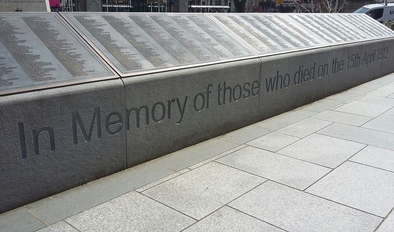 Titanic Memorial / © Victoria Brown