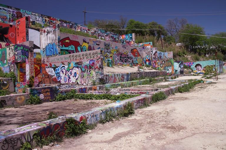 Graffiti Park | © A Yee/Flickr