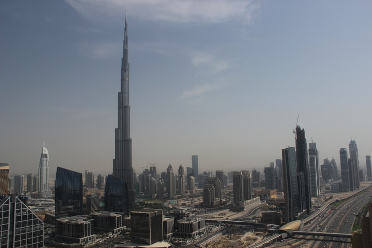 Burj Khalifa | | © Gary Bembridge/Flickr
