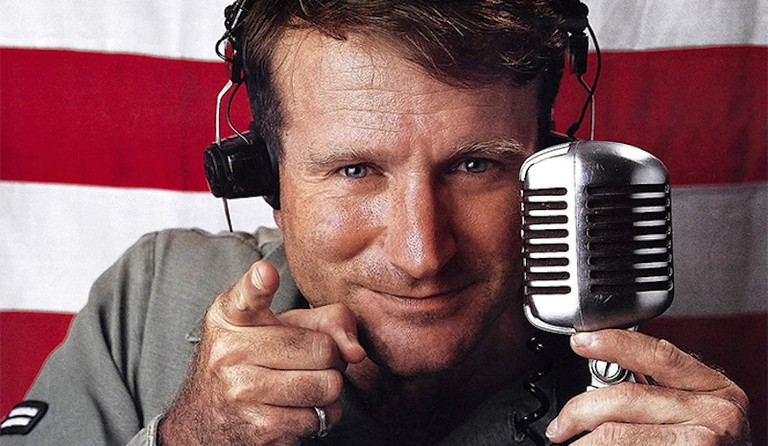Robin Williams   © Babo Games/Flickr