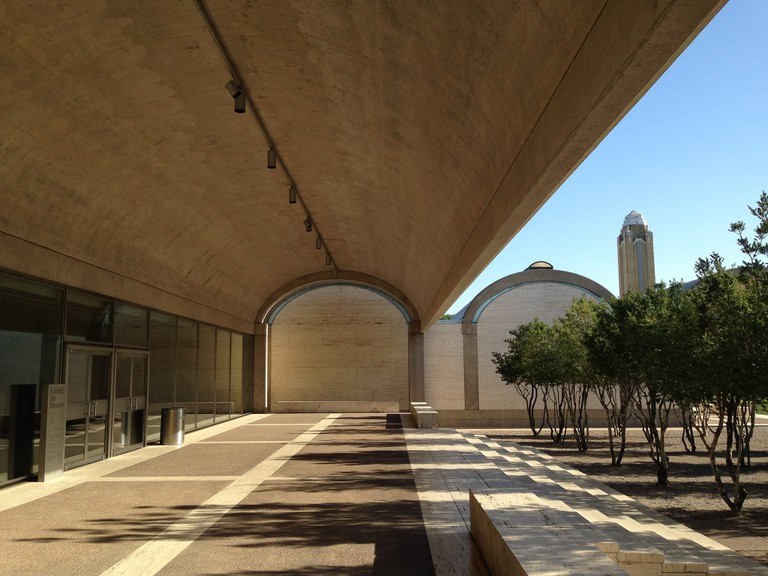 Kimbell Art Museum | © Timothy Brown/Flickr