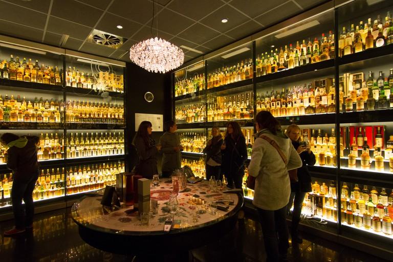 Whisky collection   © Jun/Flicker