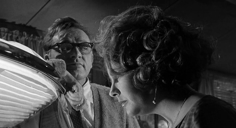 Richard Burton & Elizabeth Taylor in Who's Afraid of Virginia Woolf? | © petcor80/Flickr