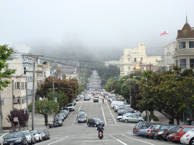 A photo of San Francisco from the beginning of June © Rachel Hull/flickr
