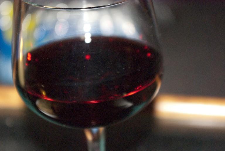 Wine | ©TESFox/flickr