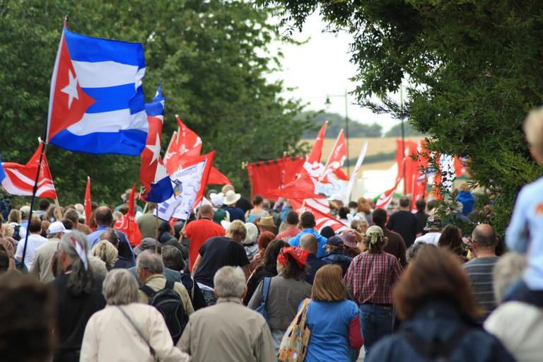 Crowd of People | © Andrew Skudder/Flickr