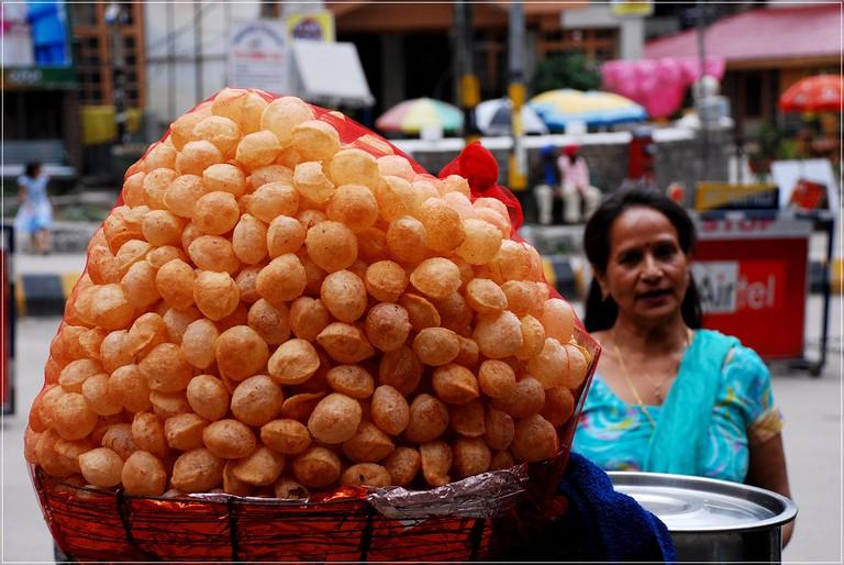 Indian street food | © irumge/Flickr