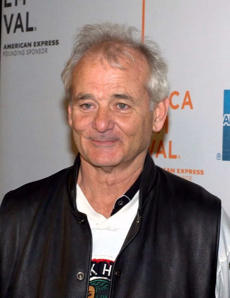 Bill Murray | © David Shankbone/Flickr