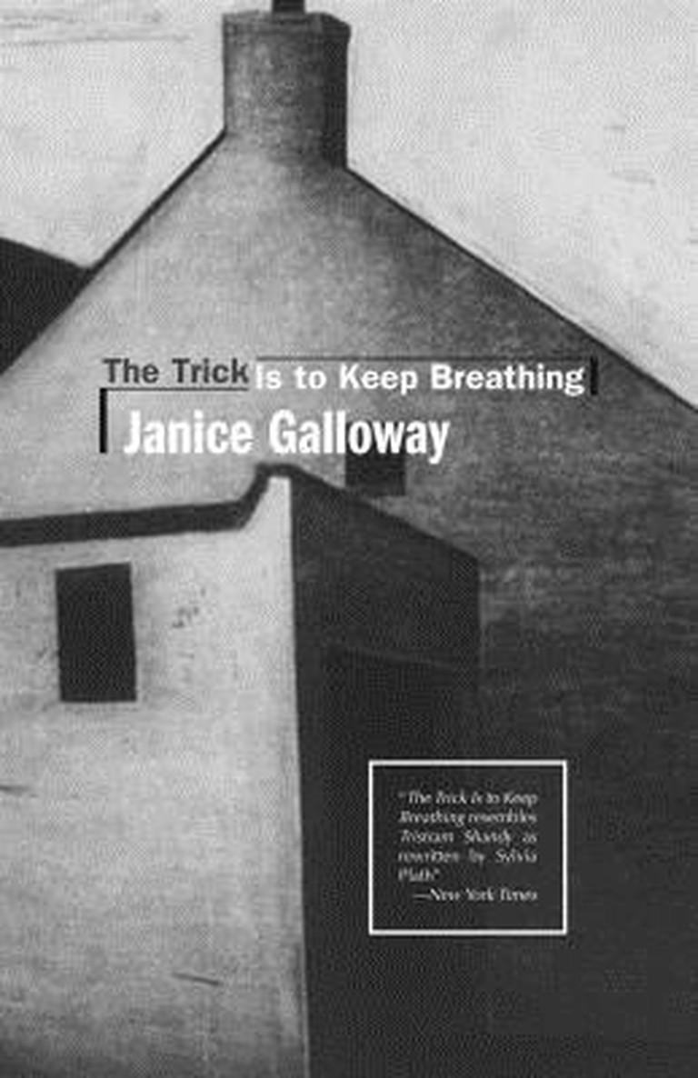 The Trick Is To Keep Breathing | © Dalkey Archive Press