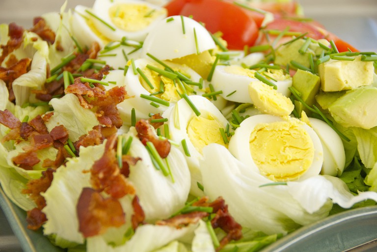 I Made a Cobb Salad | © David Huang/Flickr