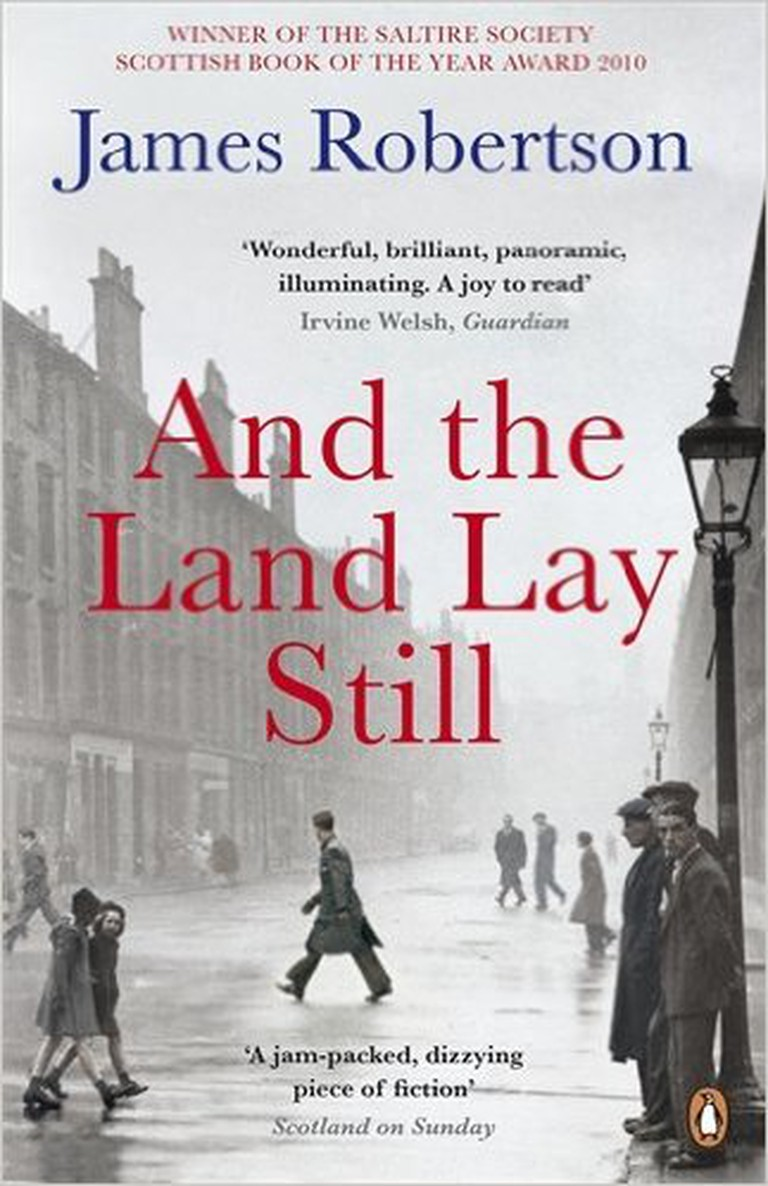 And The Land Lay Still | © Penguin Books