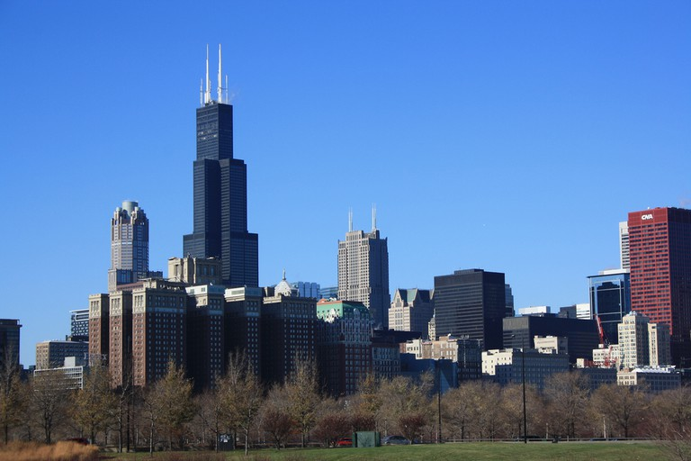 View of Willis Tower