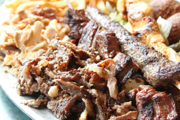 Shawarma | © Hungry Dudes/Flickr