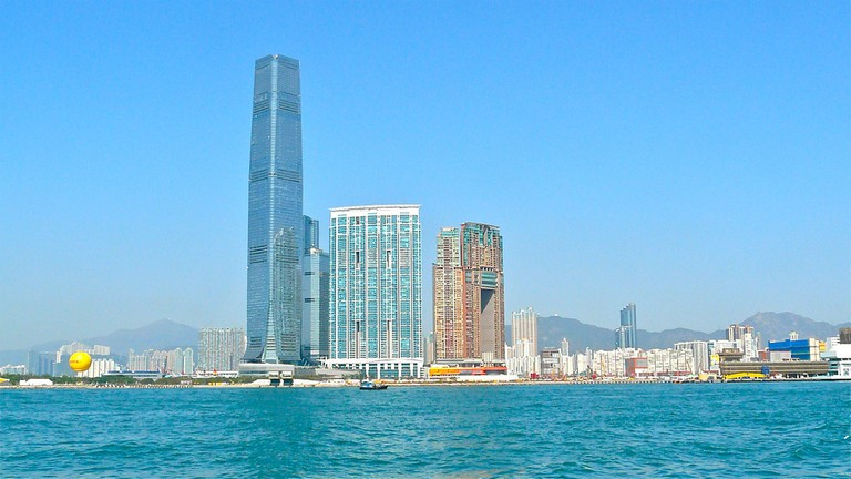 International Commerce Centre | ©sanfamedia.com / Flickr