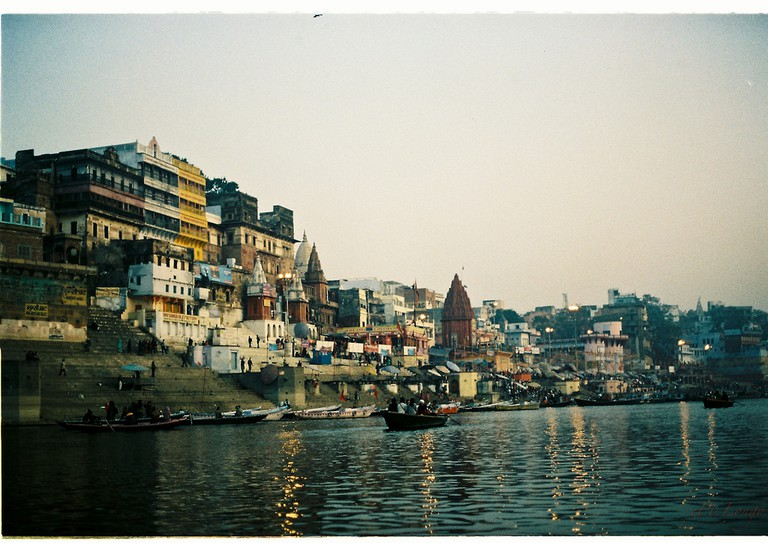 Varanasi, early morning