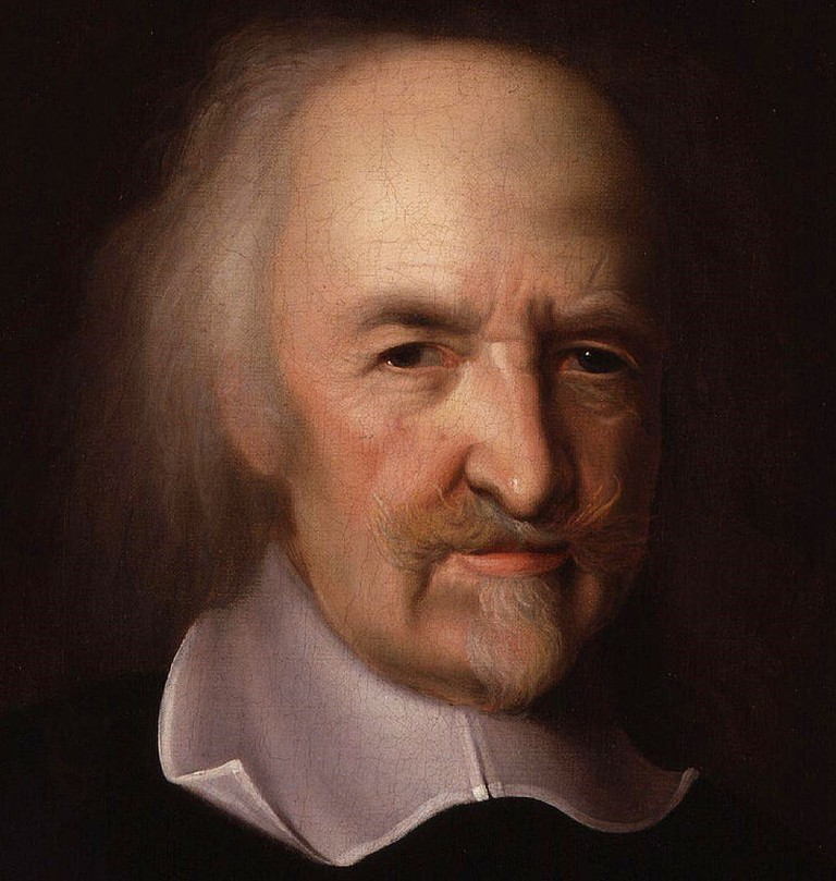 Thomas Hobbes | © https://commons.wikimedia.org/wiki/File:Thomas_Hobbes_(portrait).jpg