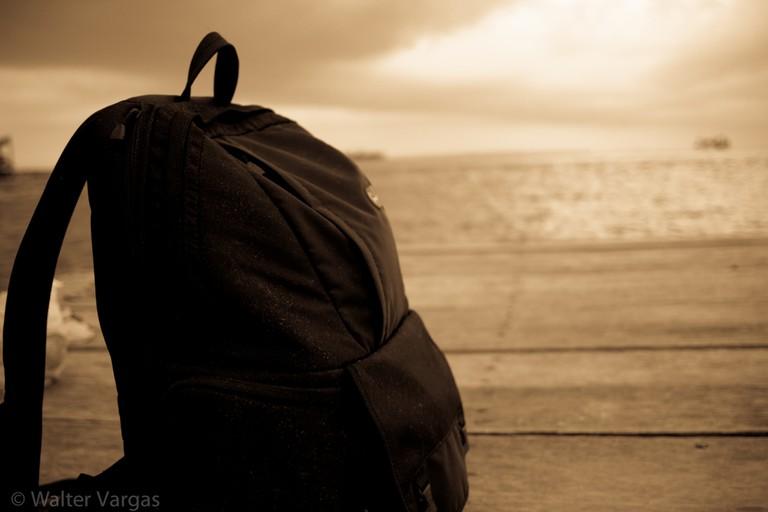 Backpack| ©Walter Vargas/Flickr