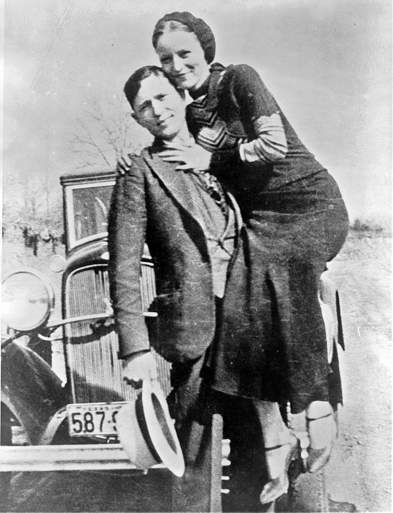 Bonnie and Clyde | © Library of Congress/WikiCommons