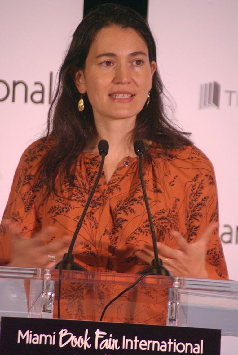 Krauss, Nicole | © Rodrigo Fernández/WikiCommons