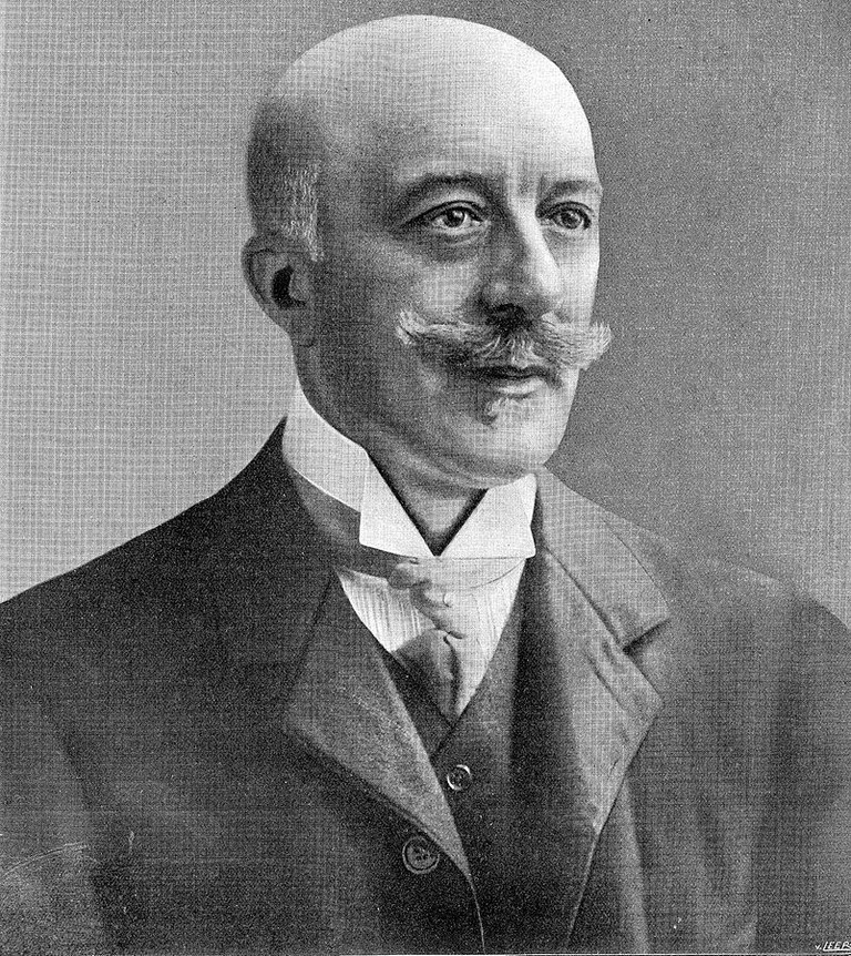 Cyriel Buysse, 1910/©WikiCommons