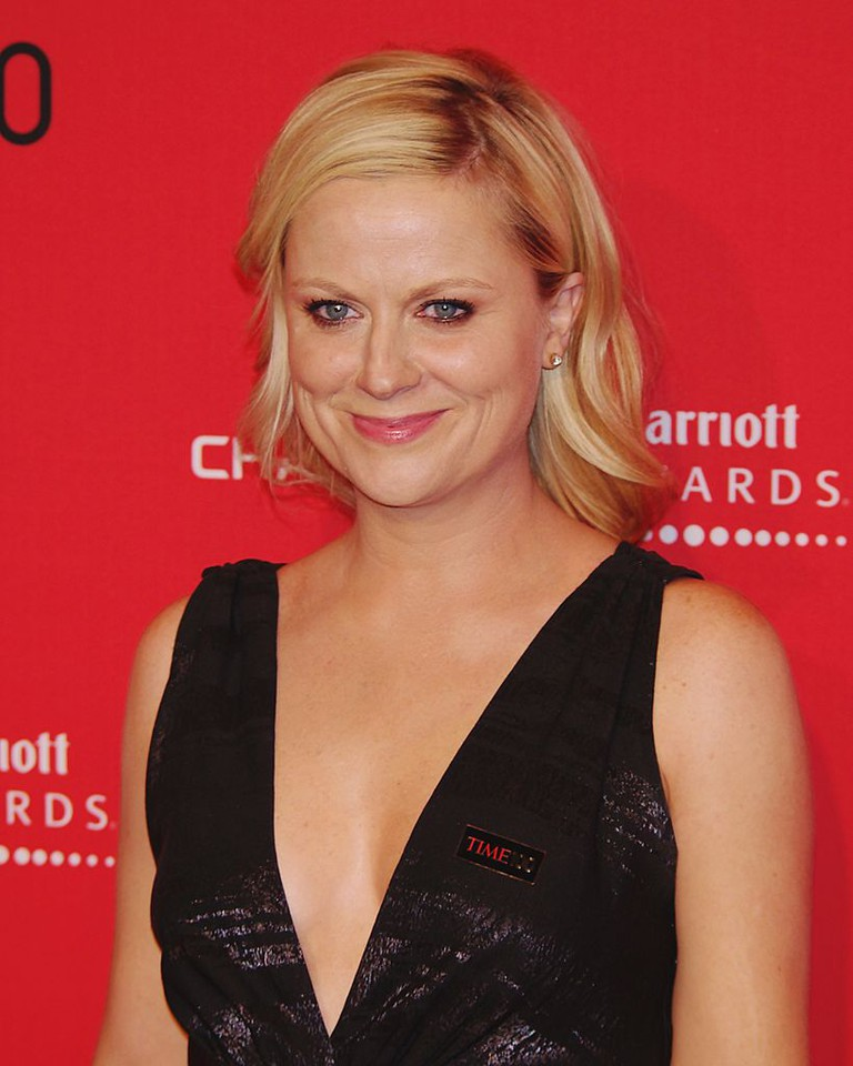 Amy Poehler | © David Shankbone/Wikicommons