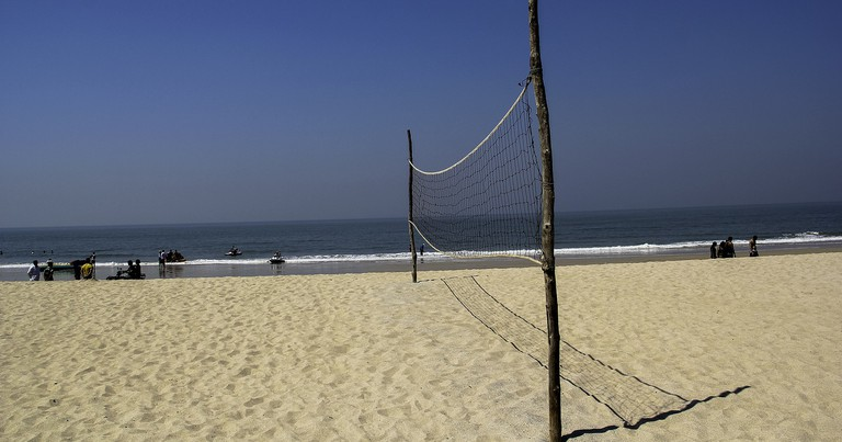 Beach, Alibag © Flickr/Ishan Manjrekar