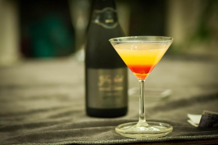 Golden Dawn Cocktail | ©Adrian Scottow/flickr