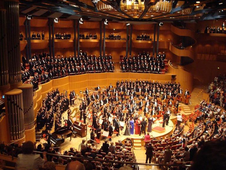Kölner Philharmonie |© Hanserblich/wikicommons