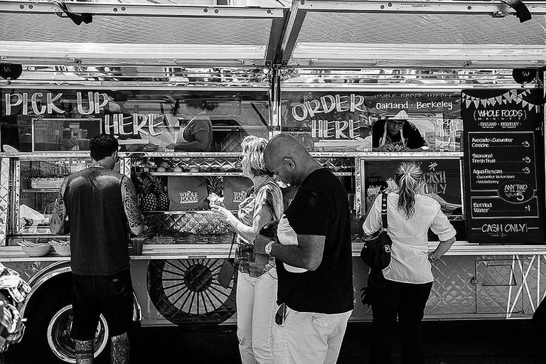 Food Truck | © Sonny Abesamis/Flickr