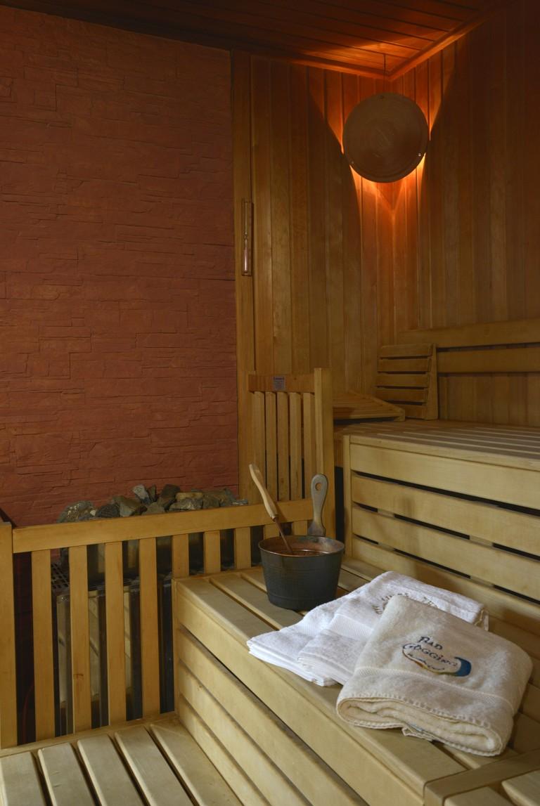 Relaxing Sauna |© Dirk Holst/flickr