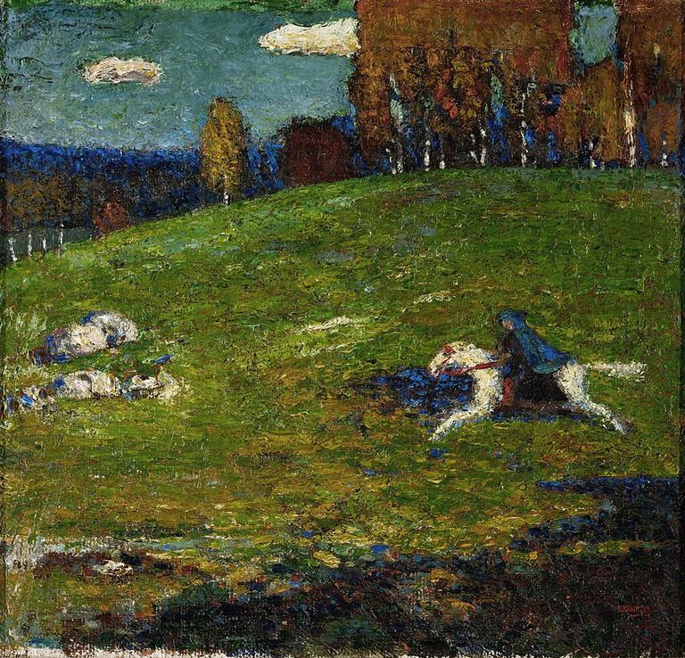Der Blaue Reiter | Wassily Kandinsky/WikimediaCommons