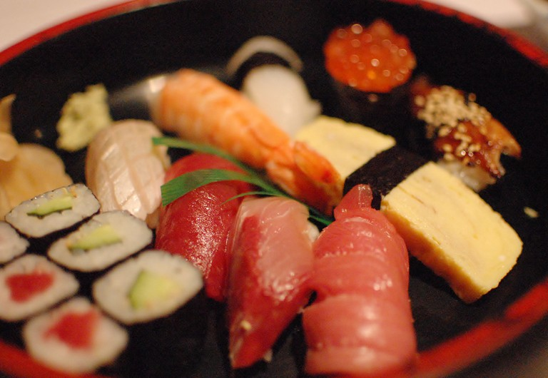 sushi   ©jen/flickr
