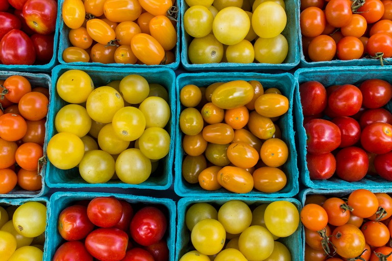 Union South Farmer's Market | © Patrick Kuhl/Flickr