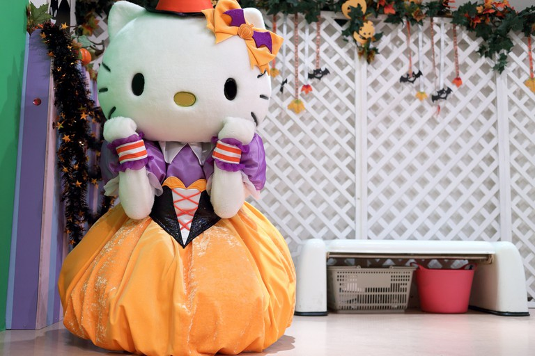 Meet Hello Kitty and friends at Sanrio Puroland in Tokyo