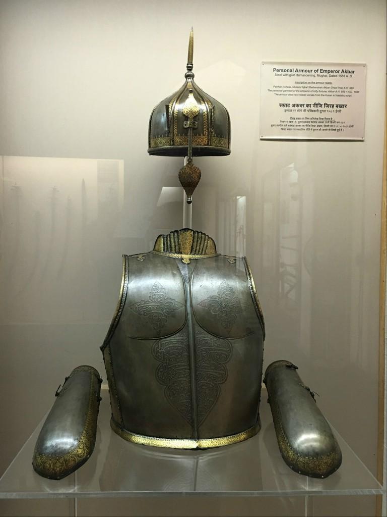 Akbar's Armour
