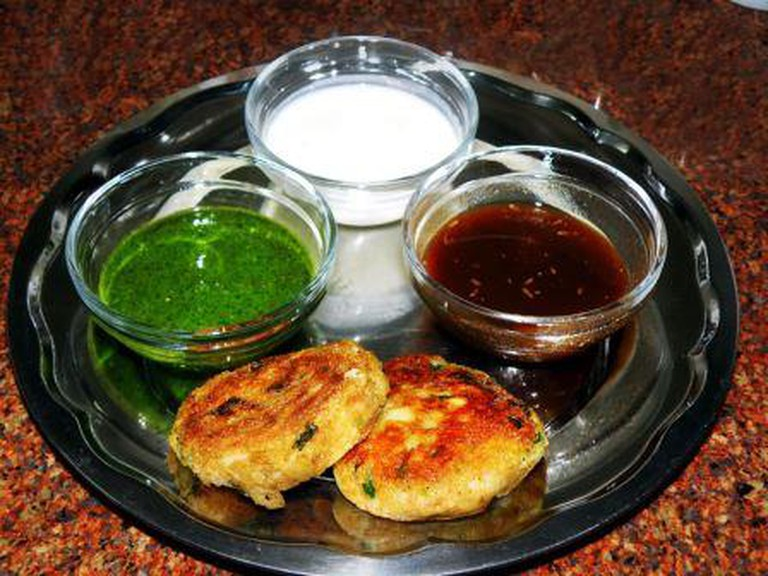 Aloo Tikki | https://goo.gl/Xnj8tO