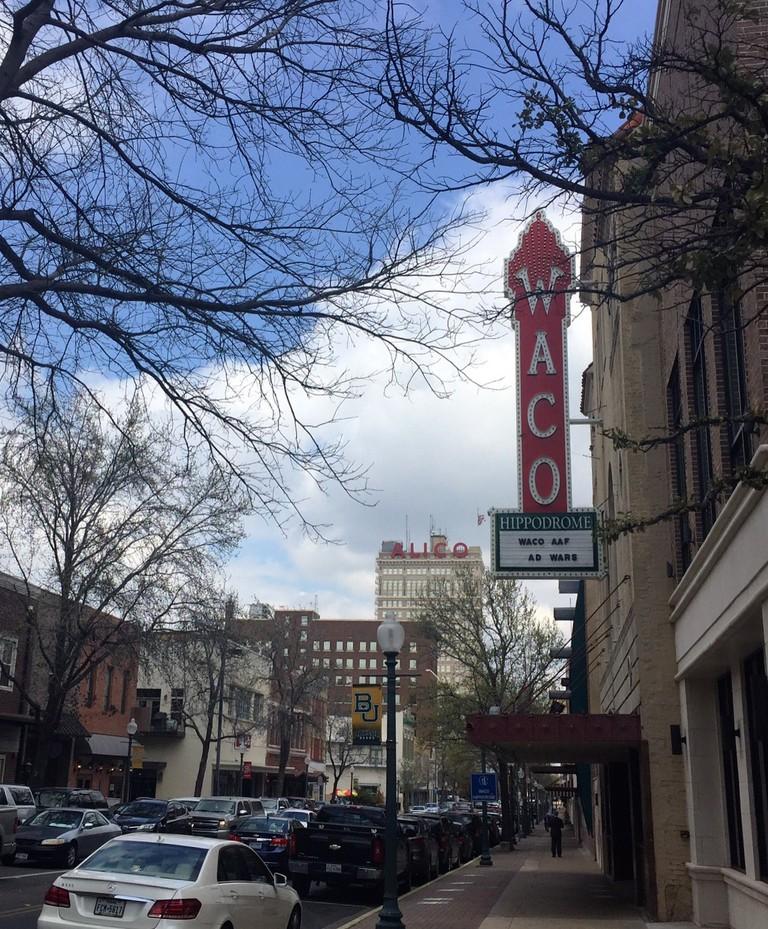 Waco Hippodrome and Austin Avenue | © Dedra Davis