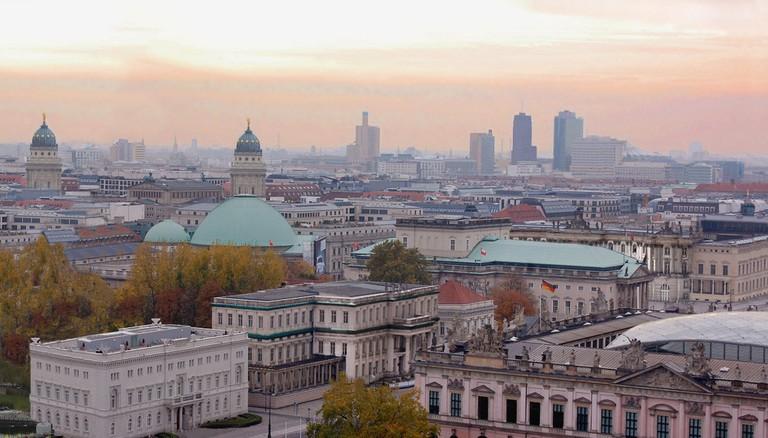 Berlin, Germany © Bleppo:Wikipedia