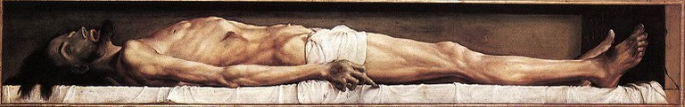 The Body of Christ in the Tomb