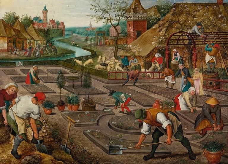 Bruegel via Wikimedia Commons