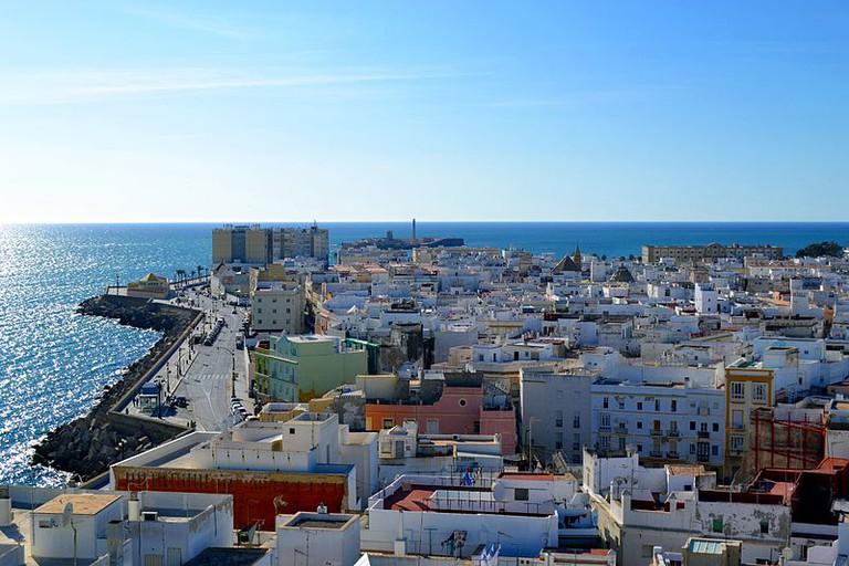 Cádiz © Emilio J. Rodríguez-Posada/WikiCommons