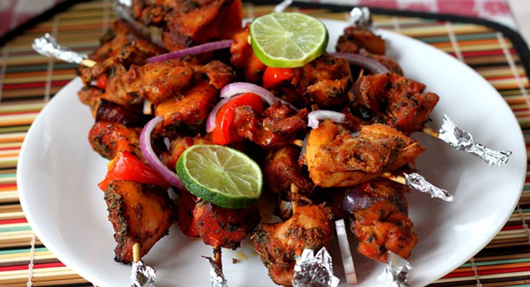 Chicken Tikka | https://goo.gl/uVXZOs