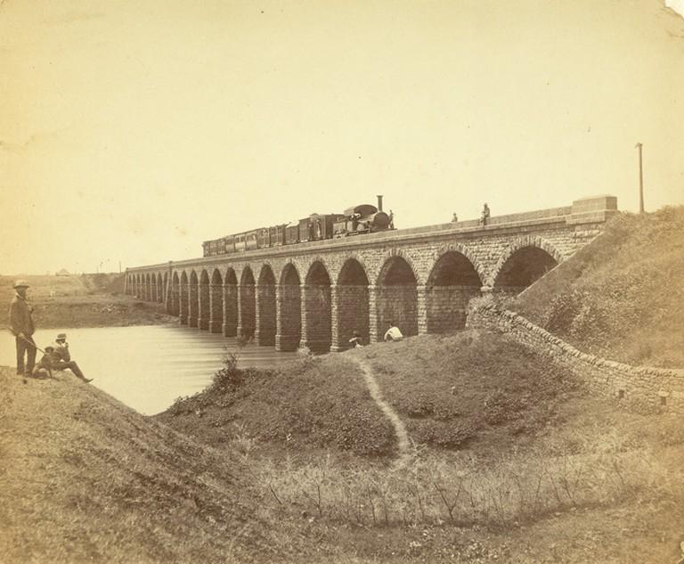 Dapoorie Viaduct |© Wikicommons