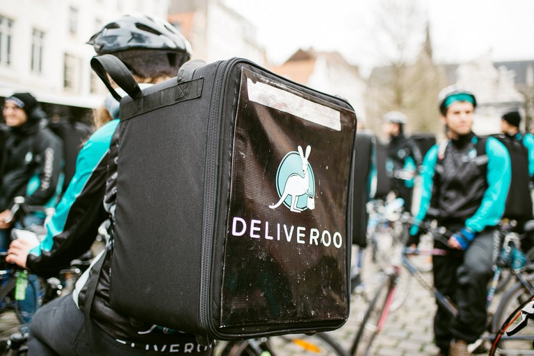 Deliveroo | Courtesy of Deliveroo