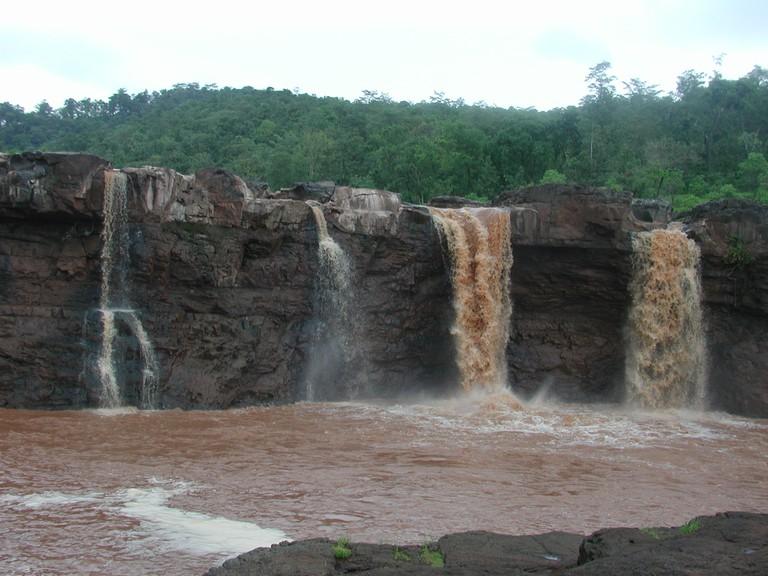 Gira Falls | © Jatanpandya / Wikimedia Commons